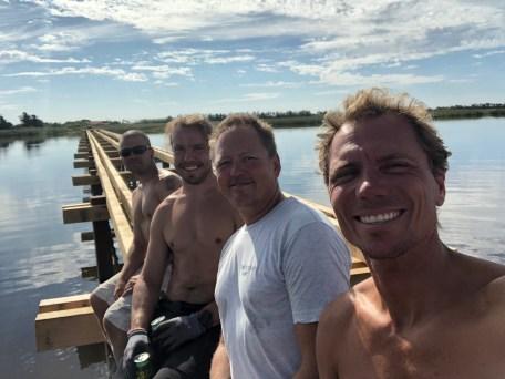 Hindø-crew