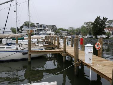 Annapolis Marina - Seashell Marina - Boat Slips (2)