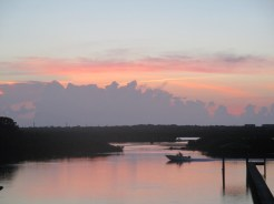 Sunrise on the ICW