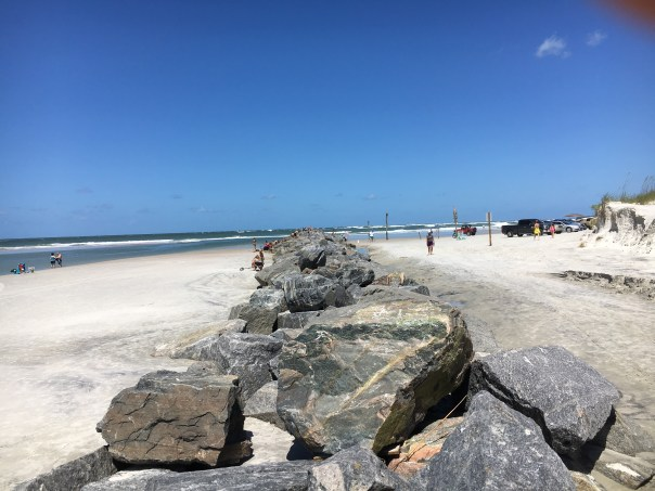 Jetty at Ponce Inlet