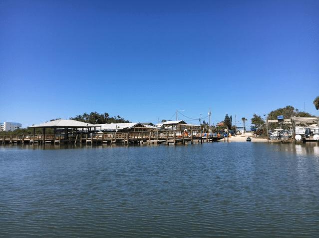 JB's Fish Camp and restaurant