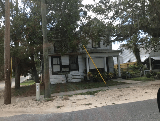 old Florida house
