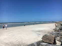 Beach at the Inlet
