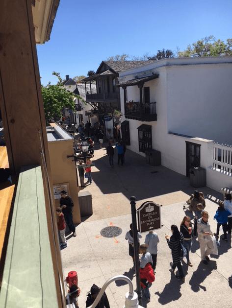 St. George street St. Augustine
