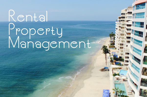 Products for rental property management