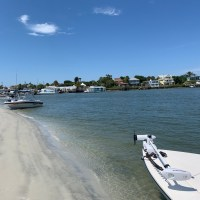 Boating North to Ponce Inlet and Disappearing Island