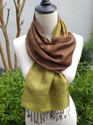 NDS019C SEAsTra Handwoven Silk Scarves