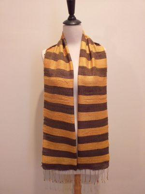 NFD035A SEAsTra Handwoven Silk scarf