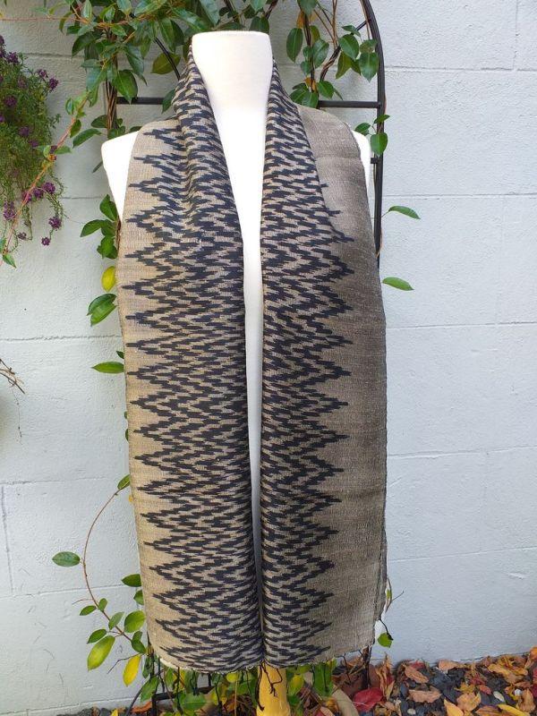NMD514A SEAsTra Fair Trade Silk Scarf