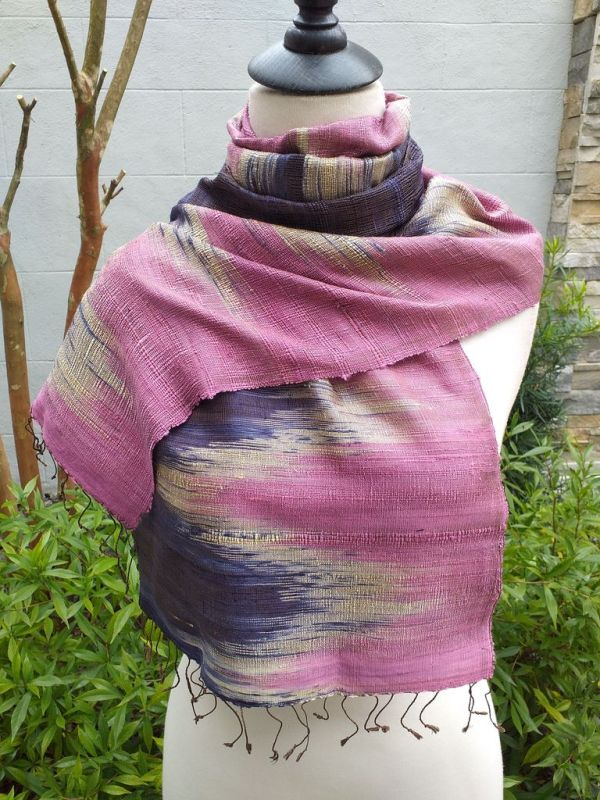 NMD865A SEAsTra Fair Trade Silk Scar