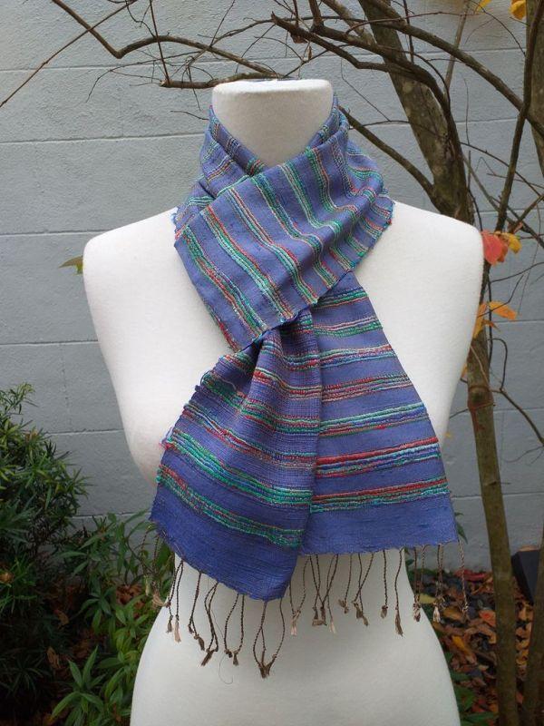 NNC568E SEAsTra Fairtrade Silk Scarf