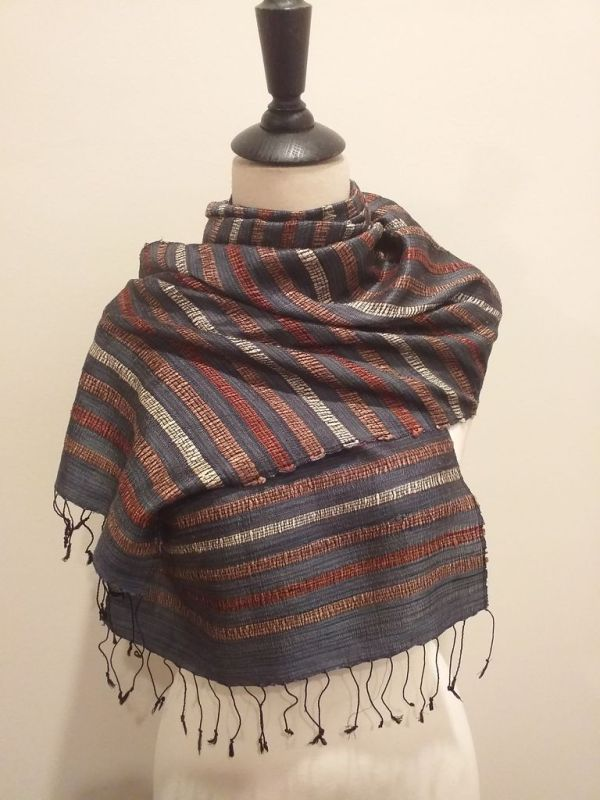 NND572E SEAsTra Fair Trade Silk Scarf