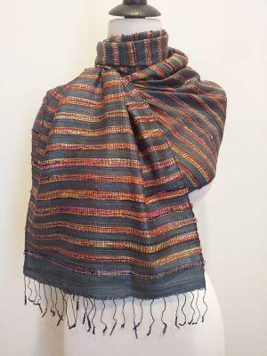 NND574E SEAsTra Fair Trade Silk Scarf