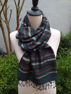 NNS572B SEAsTra Thailand Silk Scarves