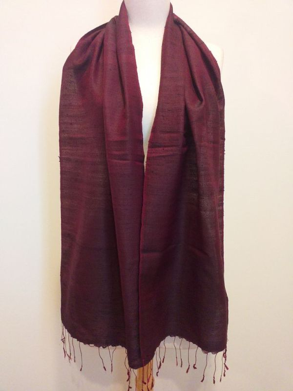 NPD181A SEAsTra Fair Trade Silk Scarf