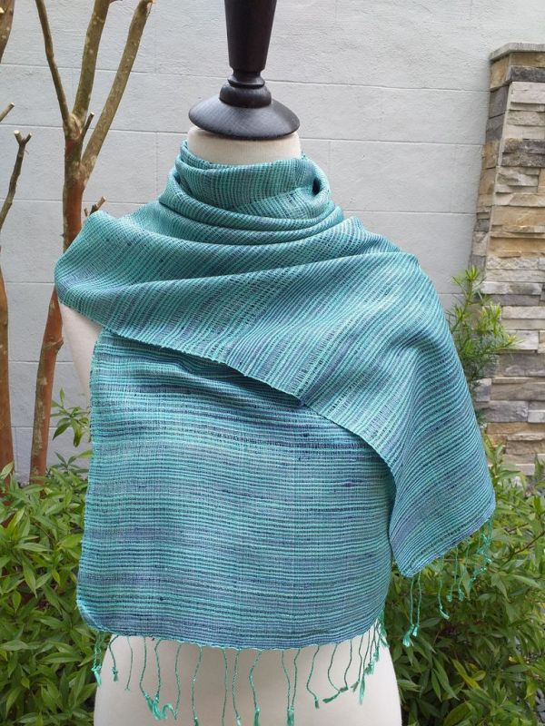NRD517A SEAsTra Fair Trade Silk Scarves