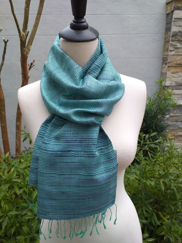 NRD517C SEAsTra Fair Trade Silk Scarves
