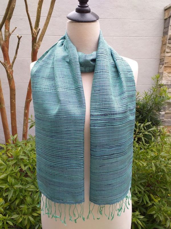 NRD517D SEAsTra Fair Trade Silk Scarves