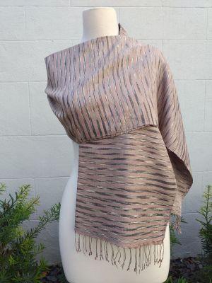 NRS553D SEAsTra Fair Trade Silk Scarf