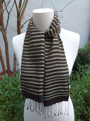 NSC753C SEAsTra Fair Trade Silk Scarf