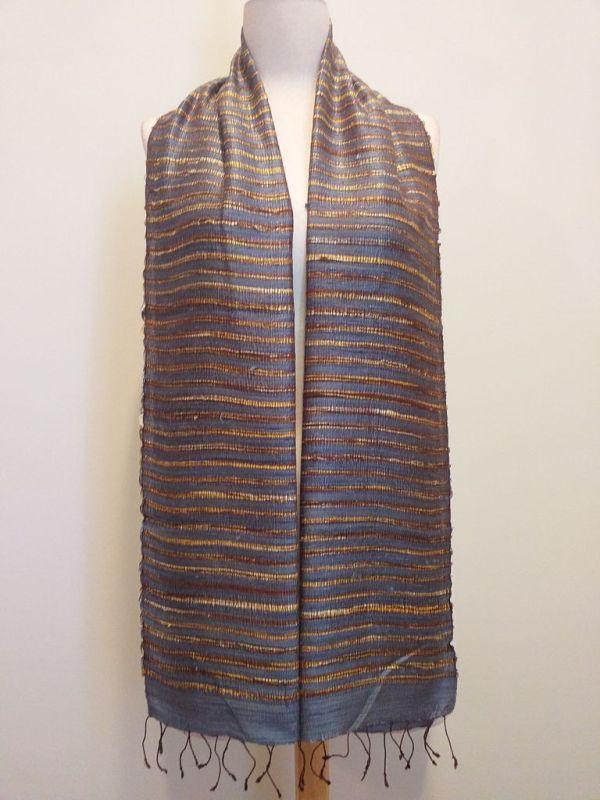 NSD002A SEAsTra Fairtrade Silk Scarf