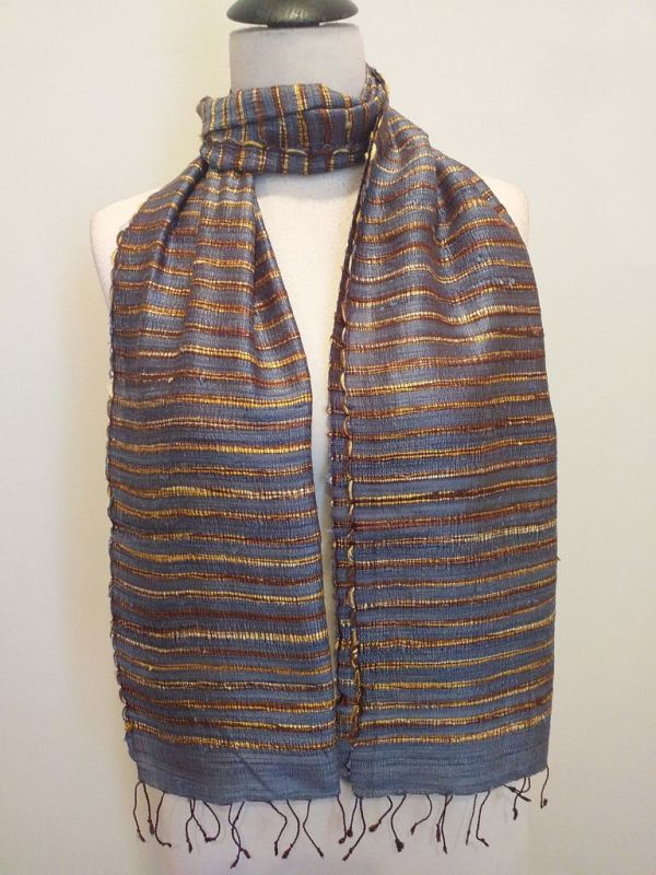 NSD002C SEAsTra Fairtrade Silk Scarf