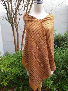 NSS327A SEAsTra Fair Trade Silk Scarf