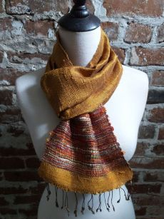 NTC030A SEAsTra Handwoven Silk Scarves