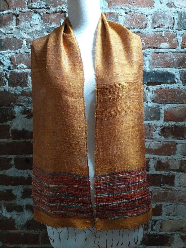 NTC030E SEAsTra Handwoven Silk Scarves