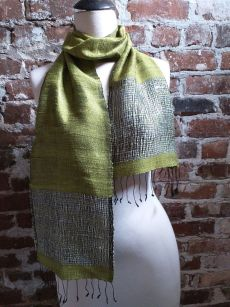 NTC551D SEAsTra Handwoven Silk Scarves