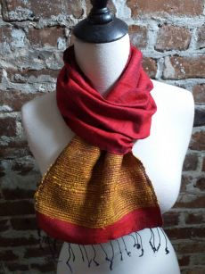 NTC906B SEAsTra Handwoven Silk Scarves