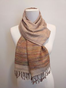 NTS180D SEAsTra Handwoven Silk Scarf