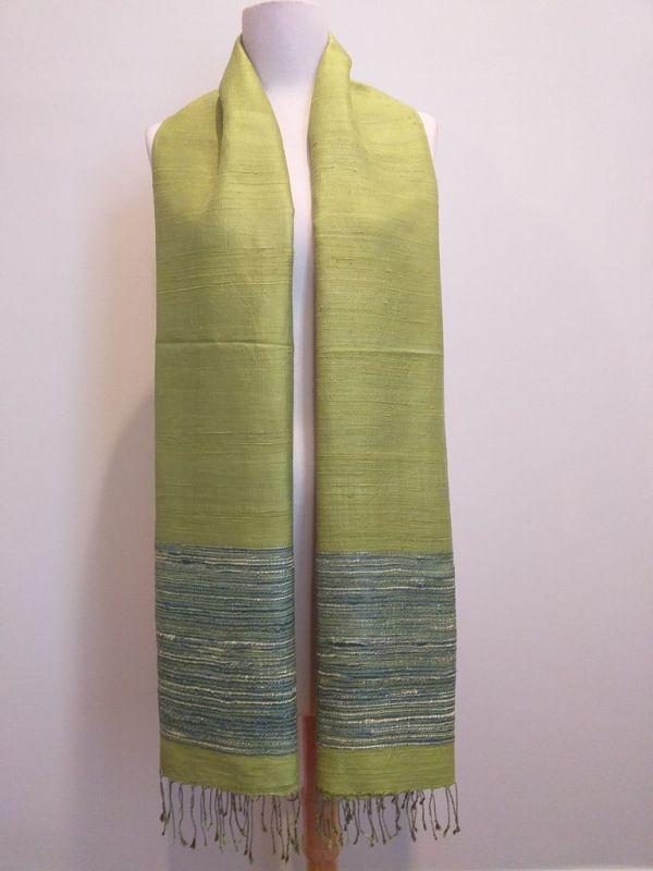 NTS270E SEAsTra Handwoven Silk Scarf