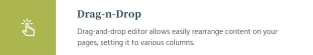 college WordPress theme