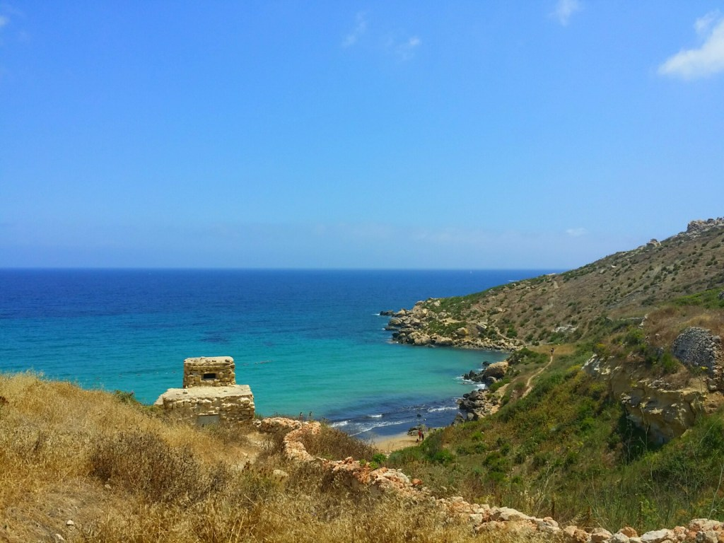 Seaside Apartments Malta Mellieha 1 - Attractions - Selmun Bay