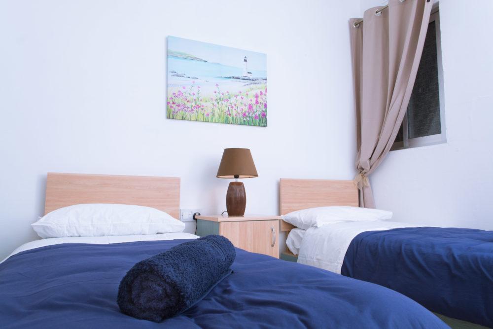 Seaside Apartments Malta Mellieha 1 - Bedroom 2
