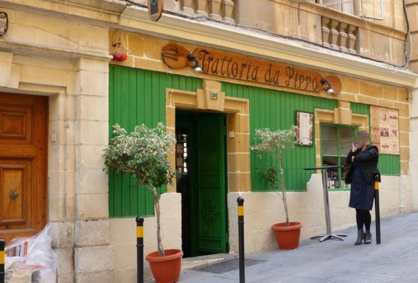 Things to Do in Valletta - Lunch at Da Pippo