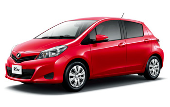 Vitz Car Rental