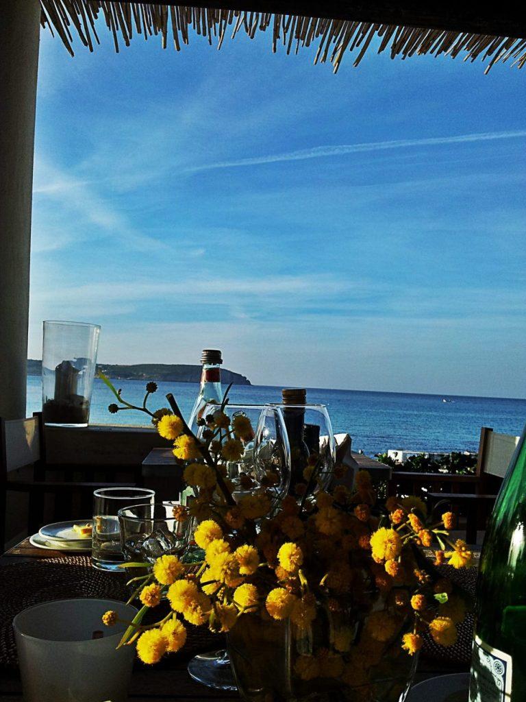 Baya beach club lunch