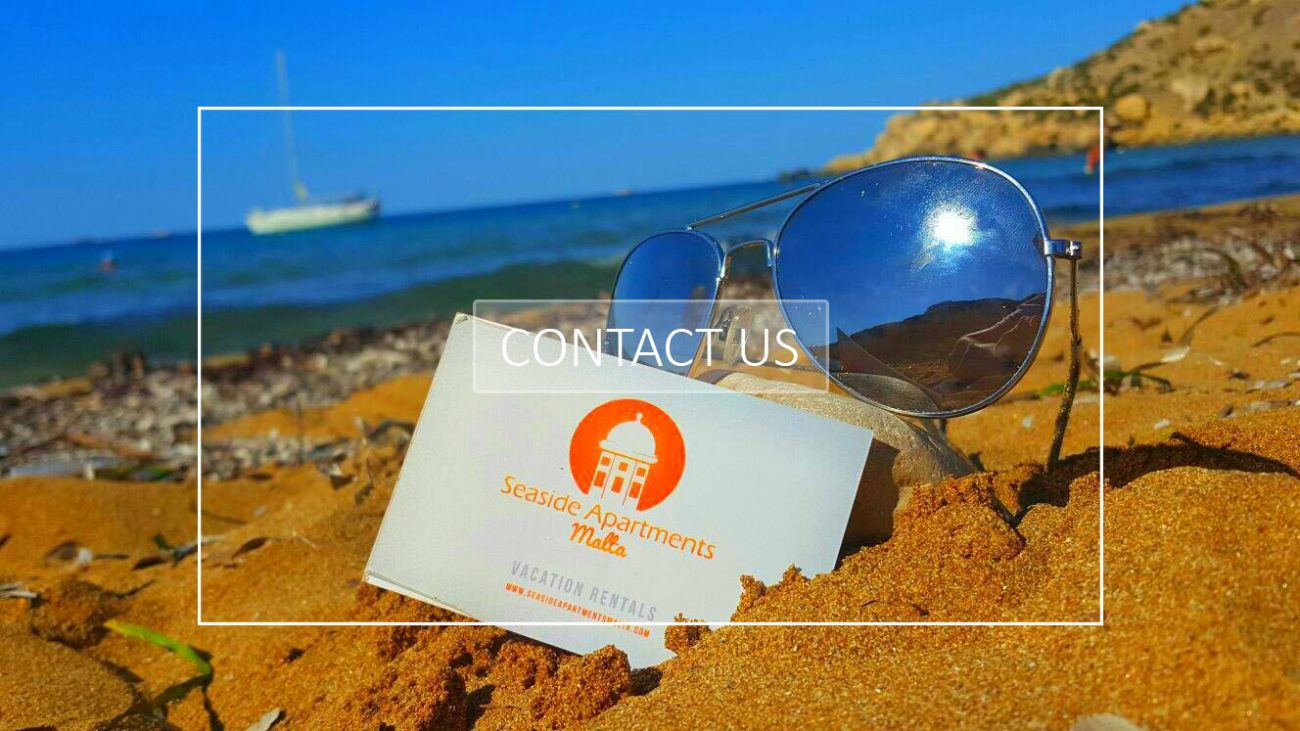 Sliema Malta Holiday Rentals Contact Form