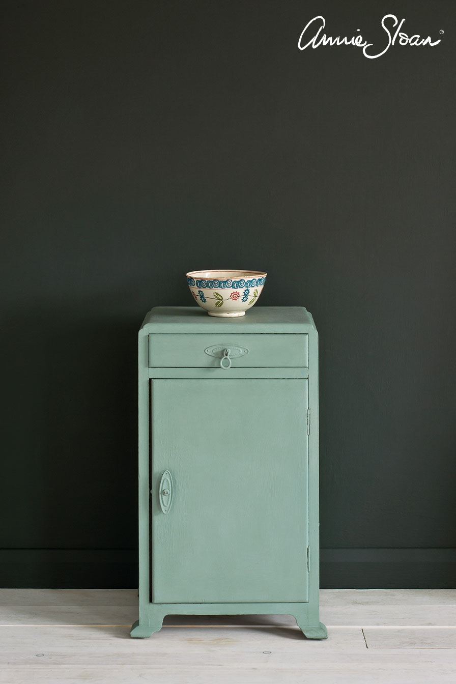 Duck Egg Blue Side Table Graphite Wall Paint Tacit In