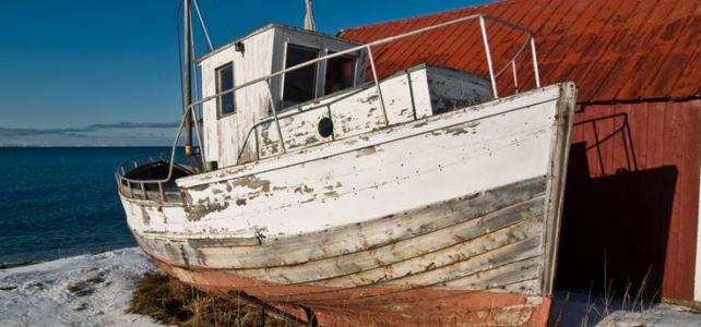 laiva copei jūrā