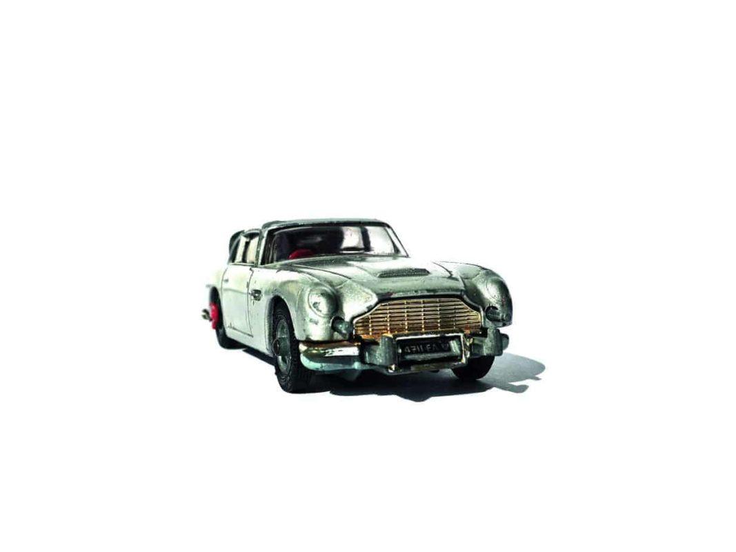 Kinderzimmerhelden, Aston Martin DB5, Christian Blanck