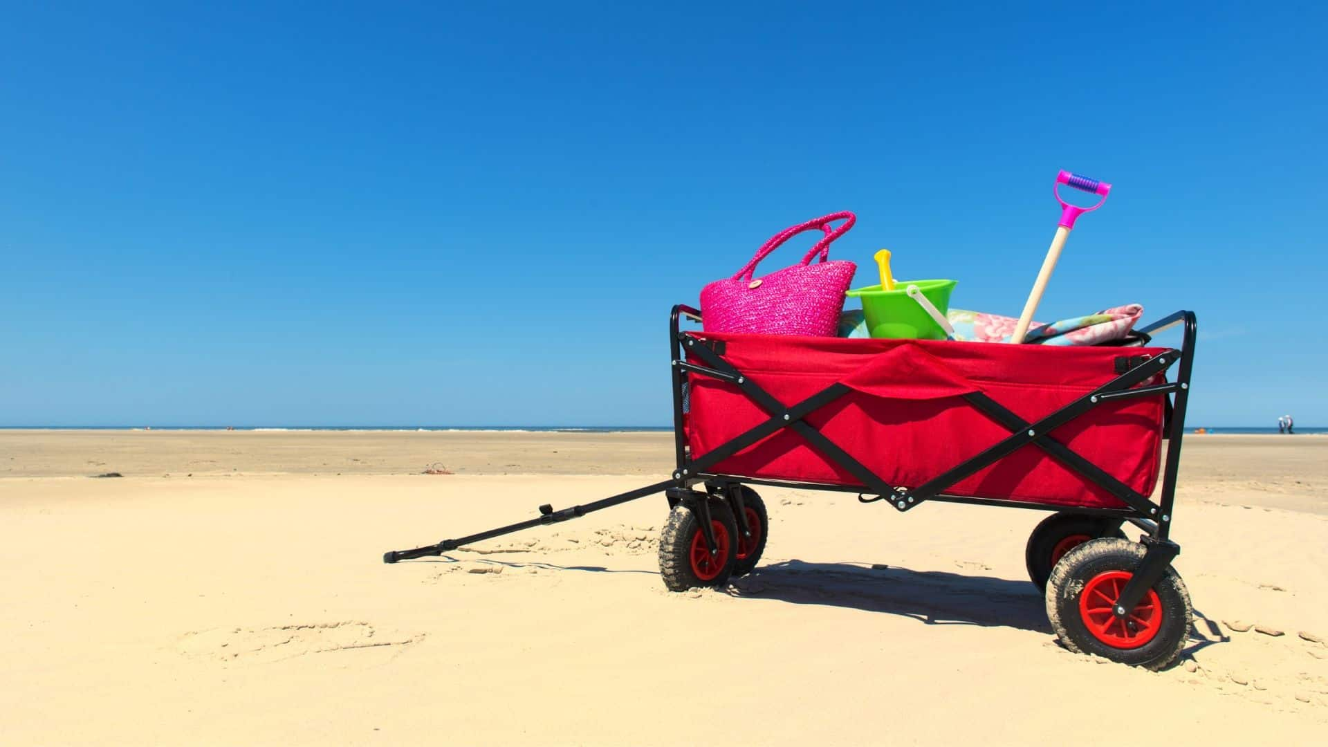 Choosing The Best Beach Wagon For Toddlers In Buyer