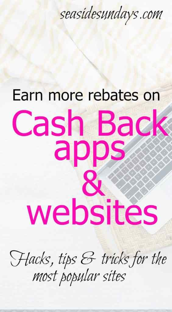 Want to know the best apps for cash back? Check out this artcile with the 6 best sites and rebate apps plus tips and tricks to help you get the most money possible.