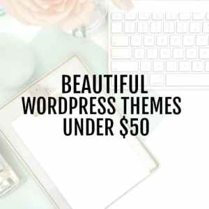 The Most Beautiful Genesis WordPress themes under $50