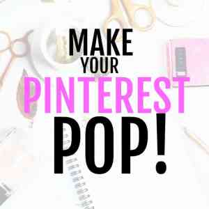 7 Easy steps to improving your Pinterest game