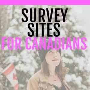 11 Surveys Sites for Canadians to make money online
