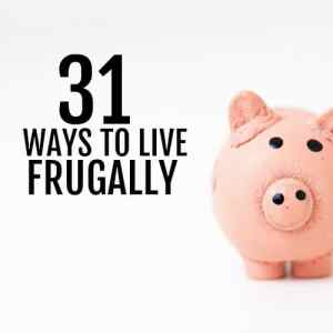31 Frugal ways to slash your bills and save money