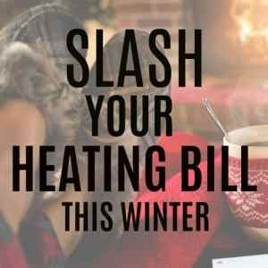 10 Tricks for Lowering your Heating Bills